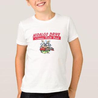 Camiseta Tshirt do clássico da criança da movimentação do