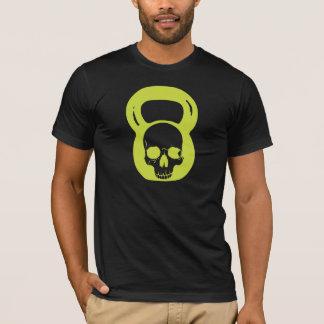 Camiseta Tshirt do crânio de Ketlebell