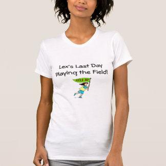 Camiseta Tshirt do dia de saída para Alexa!