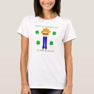 Camiseta Tshirt do Dia de São Patrício