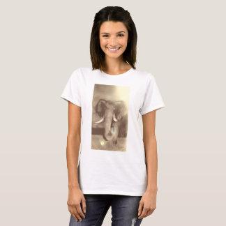 Camiseta Tshirt do elefante
