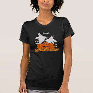 Camiseta Tshirt do fantasma de Booo