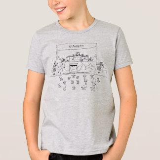 Camiseta Tshirt do fungo do DJ