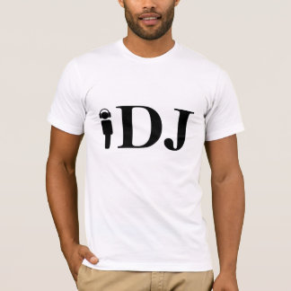 Camiseta TSHIRT do iDJ