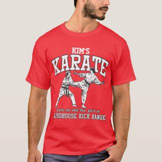 Camiseta Tshirt do karaté