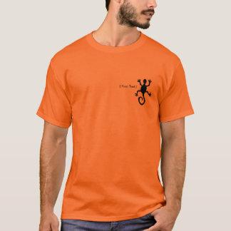 Camiseta Tshirt do lagarto do Hopi