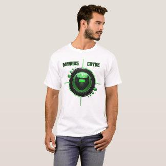 Camiseta Tshirt do logotipo de Markus Coyne