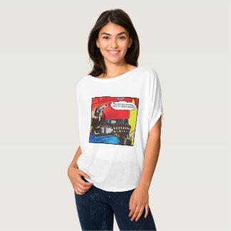Camiseta Tshirt do menino da vaca