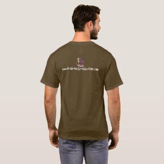 Camiseta Tshirt do oficial das produções da barata de Brad