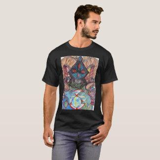 Camiseta Tshirt do planeta de Hexed
