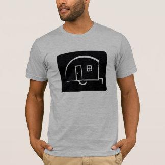 Camiseta Tshirt do reboque do vintage da lágrima do