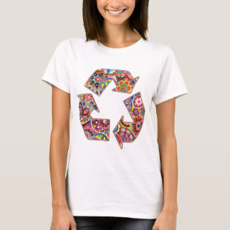 Camiseta Tshirt do reciclar