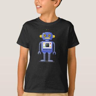 "Camiseta ""Tshirt do robô azul"""