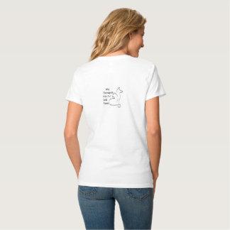 Camiseta tshirt do terapeuta