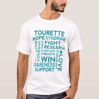Camiseta Tshirt dos homens do apoio da consciência da