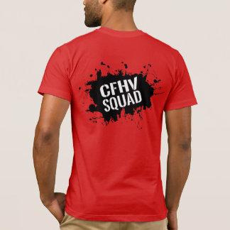 Camiseta Tshirt dos objetivos do pelotão