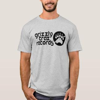 Camiseta Tshirt dos registros de trilhas do urso