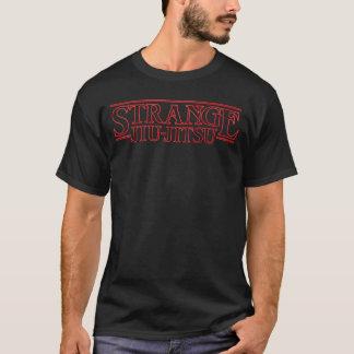 Camiseta Tshirt estranho do jiu-jitsu