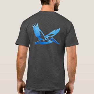 Camiseta Tshirt exterior dos homens dos bancos - T do