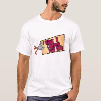 Camiseta Tshirt extremo de Couponer