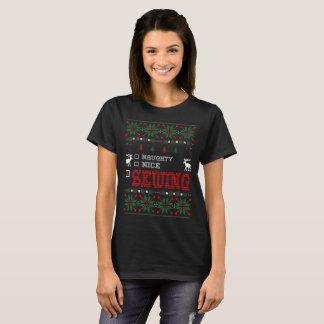 Camiseta Tshirt feio Sewing agradável impertinente da