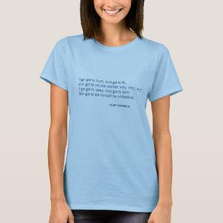 Camiseta Tshirt - homem que questionning