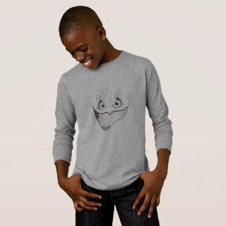 Camiseta TShirt impertinente do Dia das Bruxas do fantasma