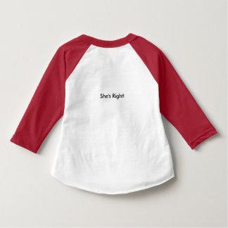 Camiseta TShirt impressionante para a criança