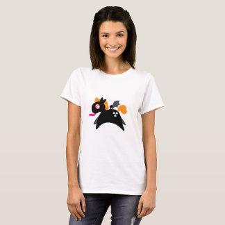 Camiseta Tshirt impresso de Lil dos desenhos animados pônei