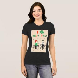Camiseta TShirt irlandês da etapa