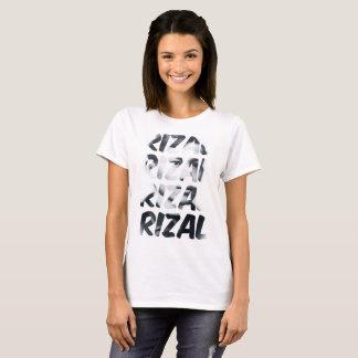 Camiseta Tshirt legal da tipografia do activista de Jose