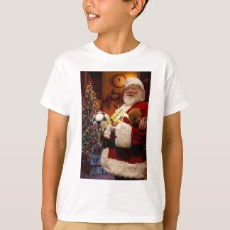 Camiseta Tshirt maravilhoso dos meninos do Natal de Fahter