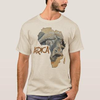 Camiseta Tshirt nenhuns do mapa de África 5