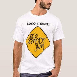Camiseta TShirt oficial do doce da comédia do louco
