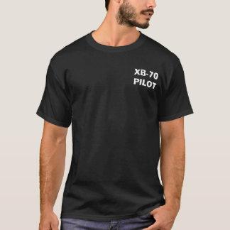 Camiseta TSHIRT PILOTO ESQUEMÁTICO de XB-70 Valkyrie