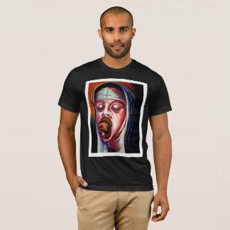 Camiseta Tshirt preto do pecador