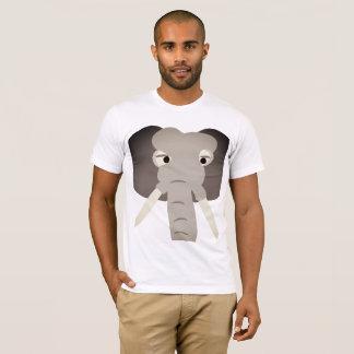 Camiseta Tshirt principal do elefante