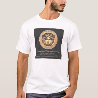 Camiseta Tshirt principal do Medusa