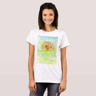 Camiseta TShirt quente do pintinho de Phoenix