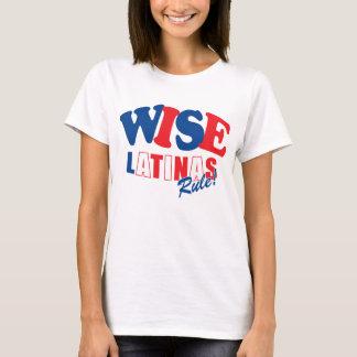 Camiseta tshirt sábio de latina do sotomayor