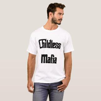 Camiseta Tshirt sem crianças da máfia