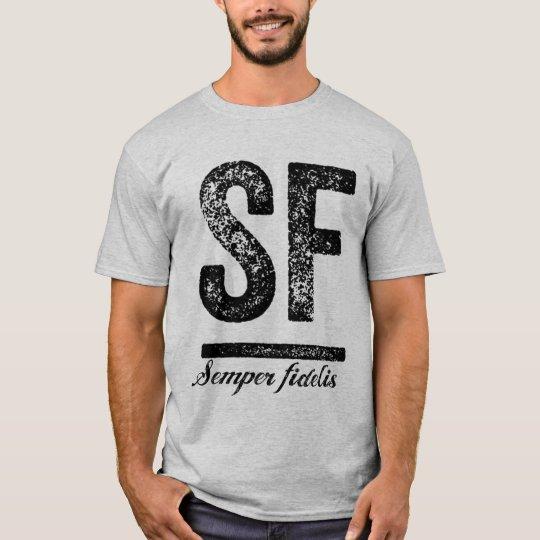 Camiseta Tshirt Semper Fidelis