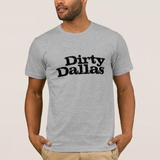 Camiseta Tshirt sujo de Dallas