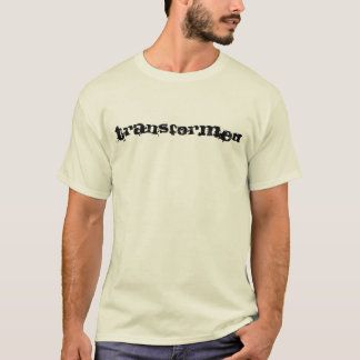 """Camiseta Tshirt """"TRANSFORMADO"""""""