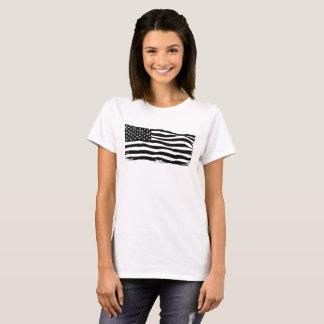 Camiseta Tshirt velho da glória das mulheres