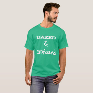 Camiseta Tshirt verde Dazed & confuso de Kelly