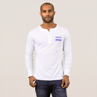 Camiseta Tshirt VICIADO da SALSA 2 para algum salsera ou