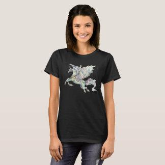 Camiseta TShirt VOADO do unicórnio
