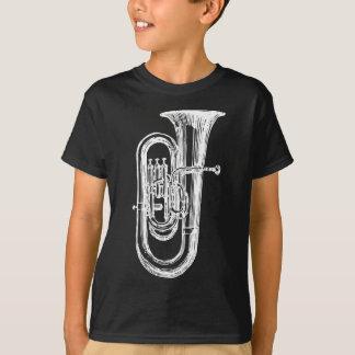 Camiseta Tuba branca