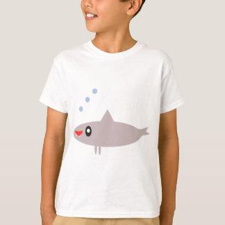 Camiseta Tubarão feliz